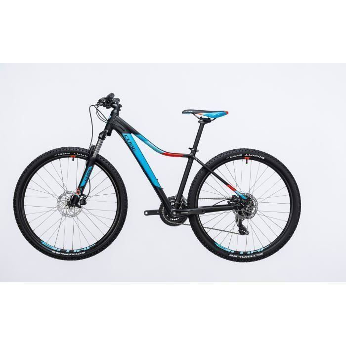 CUBE ACCESS WLS DISC BLACK BLUE 2017