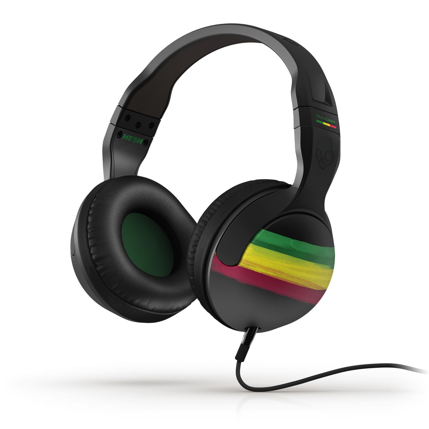 Rastafarian 2: Skullcandy Hesh 2 Rasta