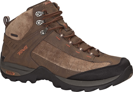 Raith Leather Mid WP