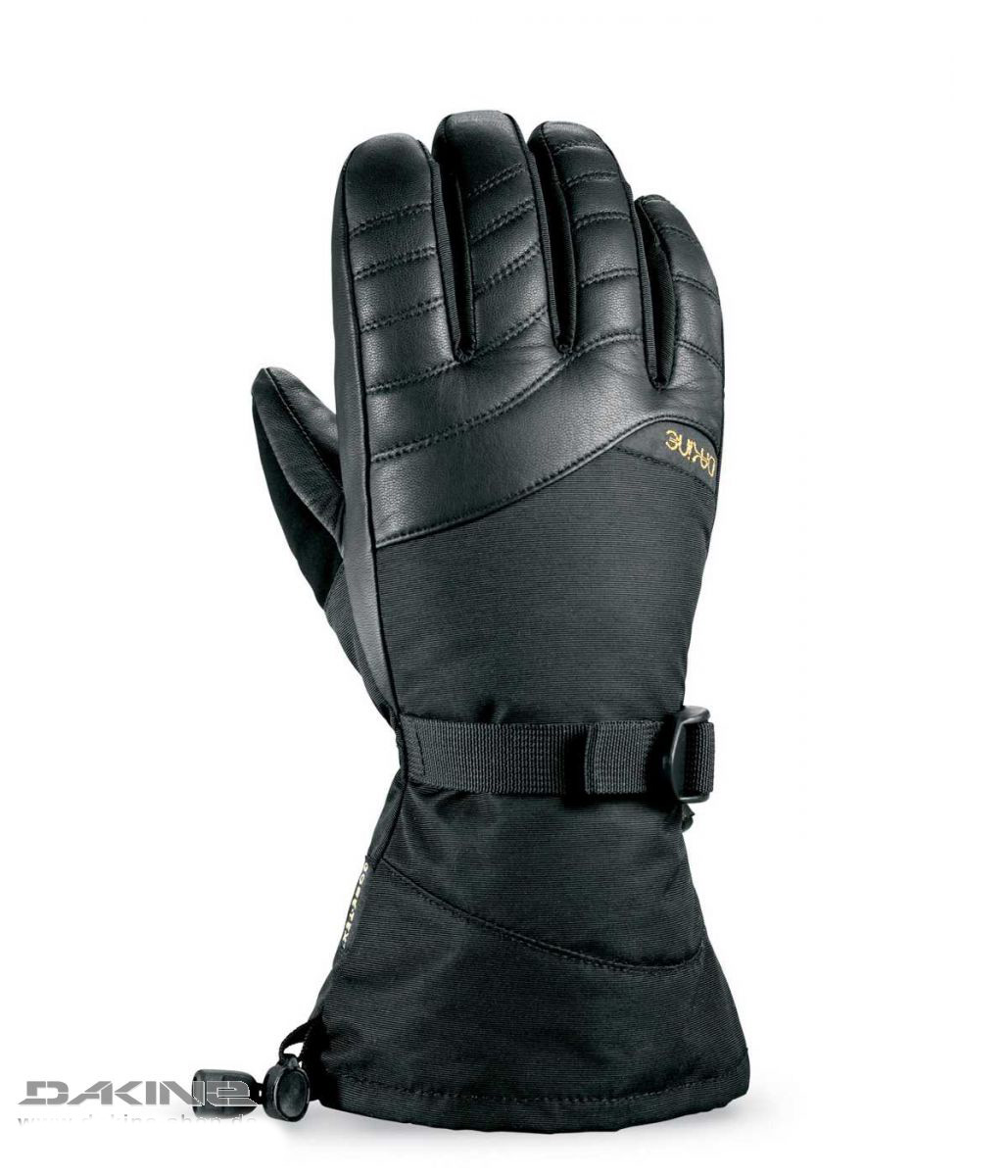 Sable Glove Black