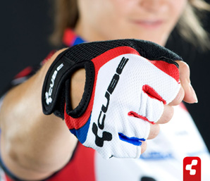 CUBE Teamline Race Glove