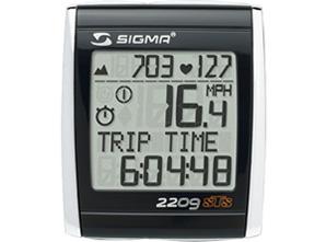 Sigma Sport BC 2209 STS MHR