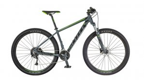 SCOTT ASPECT 940 GREY GREEN 2018