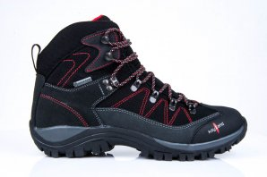 Kayland Bocanci Ascent GTX Black Red