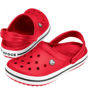 Crocs Crocband Red
