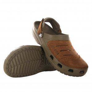 Crocs Yukon Khaki Brown