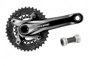 SHIMANO DEORE FC-M615  10V